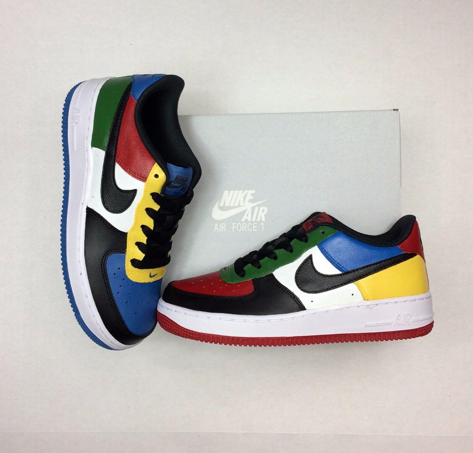 buy online 99660 5713f Nike Air Force 1 zapatillas zapatillas zapatillas hombres es comodo el  último descuento zapatos para hombres