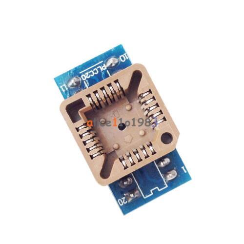 PLCC20 to DIP20 Program IC Socket Universal Converter Adapter IC Test Socket