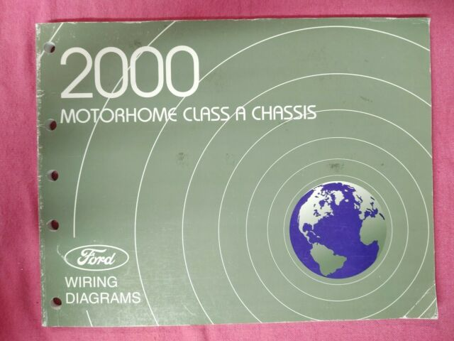 2000 Ford Motorhome Class A