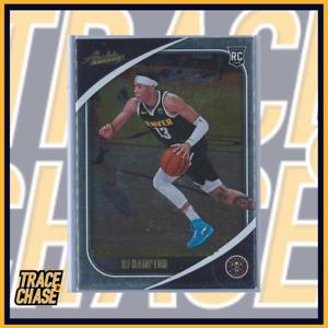2020-21 Panini Absolute Memorabilia Basketball RJ Hampton Rookie Card RC #27