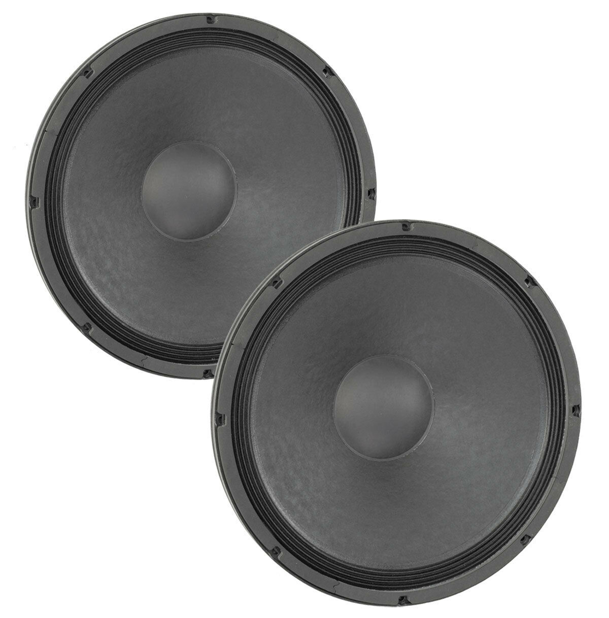 Pair Eminence Legend CB15 15  Bass Guitar Speaker 8ohm 300W RMS 98dB Replacemnt