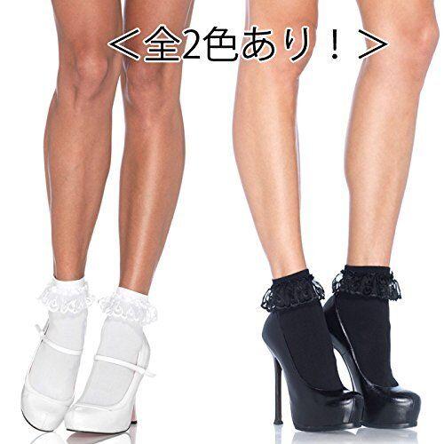 Lace Socks Ruffle Nylon Anklet Lace Anklets 1980s Madonna Socks 3013