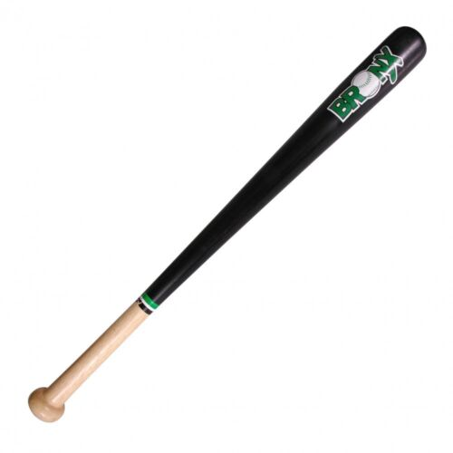 Bronx Rounders Sports Softball Stick Natural Finish Handle Wooden Baseball Bat
