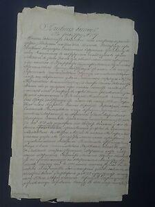 Tsarist-Russia-in-1909-Manuscript-document