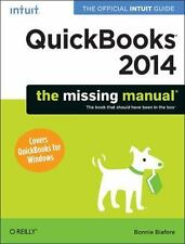 Quickbooks 2014: the missing manual: the official intuit guide to qui….