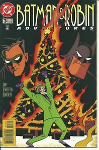 Batman & Robin Adventures N° 3 - Dc 1995 ( Comics Usa ) A