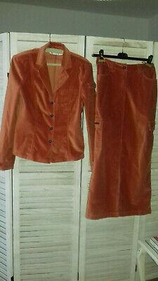Heine Collection Bella Combinazione Rock & Blazer-giacca Costume Donna Taglia 36-mostra Il Titolo Originale