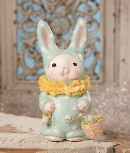 Bethany Lowe Blue Easter Suit Bunny MA0401