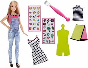 BARBIE JEAN OVERALLS DRESS SANDALS LOT FASHIONISTA MODEL DREAM HOUSE MY SCENE
