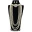 Women-Bohemian-Choker-Chunk-Crystal-Statement-Necklace-Wedding-Jewelry-Set thumbnail 147