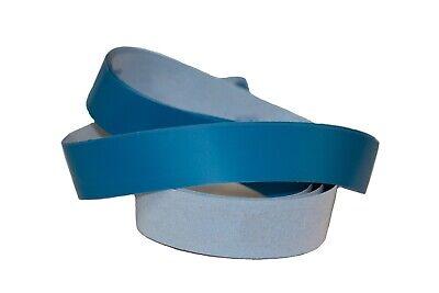 """2/""""x72/"""" Sanding Belts Micron Variety Pk 400,800,1200 2 each 6pcs"""