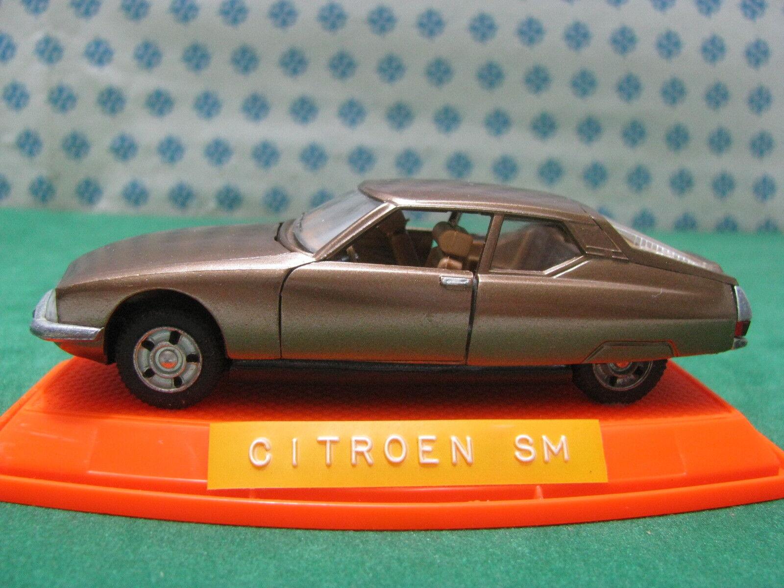 Vintage Vintage Vintage - Citroen Sm - 1 43 Auto-Pilen M-339 d58ec3