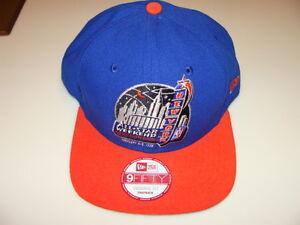 c204b6a91d56e New Era Cap Hat Snapback M L 9fifty Adjustable OSFM New York Knicks ...