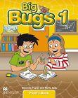Big Bugs. Level 1 Pupil's Book von Elisenda Papiol und Maria Toth (2010, Kunststoffeinband)