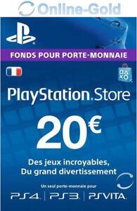 Compte-francais-Carte-Playstation-Network-20-EUR-20-PSN-Jeu-PS3-PS4-PS-Vita