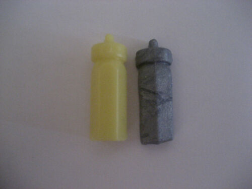 Long baby bottle 25mm flexible silicone mold for fondant chocolate clay etc