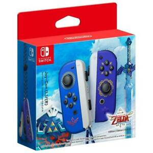 Nintendo HACAJAUAE Switch Joy-Con L/R The Legend of Zelda: Skyward Sword HD