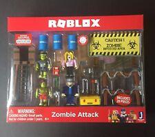 Roblox Zombie Attack Kids Roblox Zombie Attack Set Kids Toy For Sale Online Ebay