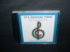 Hits Holiday Time West Los Angeles Children's Choir Music CD New