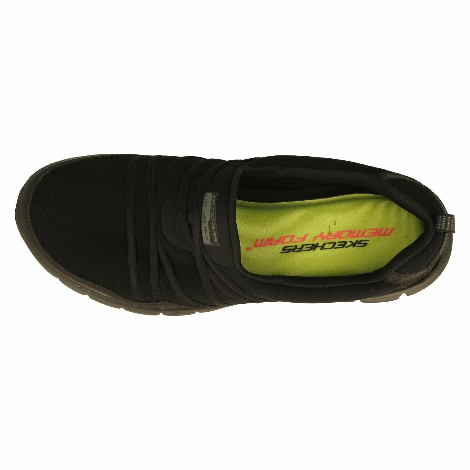 Donna Skechers Scarpe sportive Casual Stile Scena Stealer 38