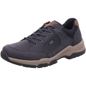 Rieker Herren Sneaker blau B4310 16