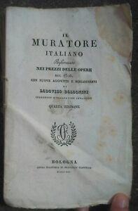 1830-IL-MURATORE-ITALIANO-DI-LODOVICO-BOLOGNINI-DA-BOLOGNA-CURIOSO-ILLUSTRATO