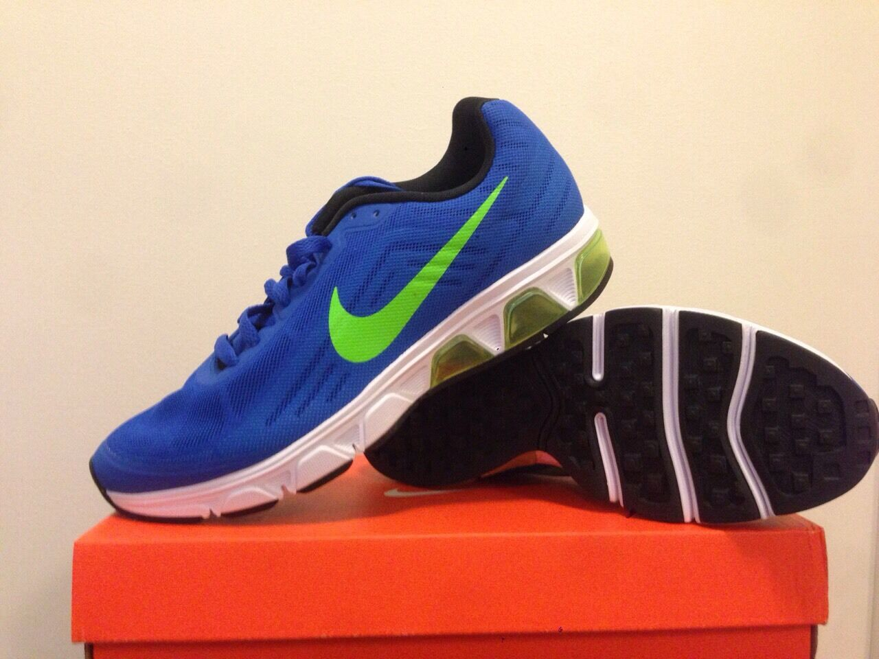 Nike Air Max Boldspeed  ( Blue ) Mens  Us Size  9