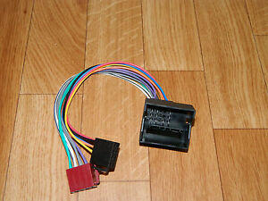 Adaptateur-ISO-pour-bmw-rover-et-land-rover
