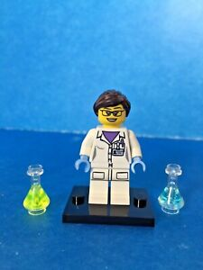 LEGO MINIFIGURES SCIENTIST 71002 - Series 11 New /& Sealed!