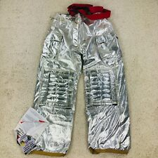 New Morning Pride Aluminized Bunker Firefighter Pants Pbi Turn Out Gear Trousers