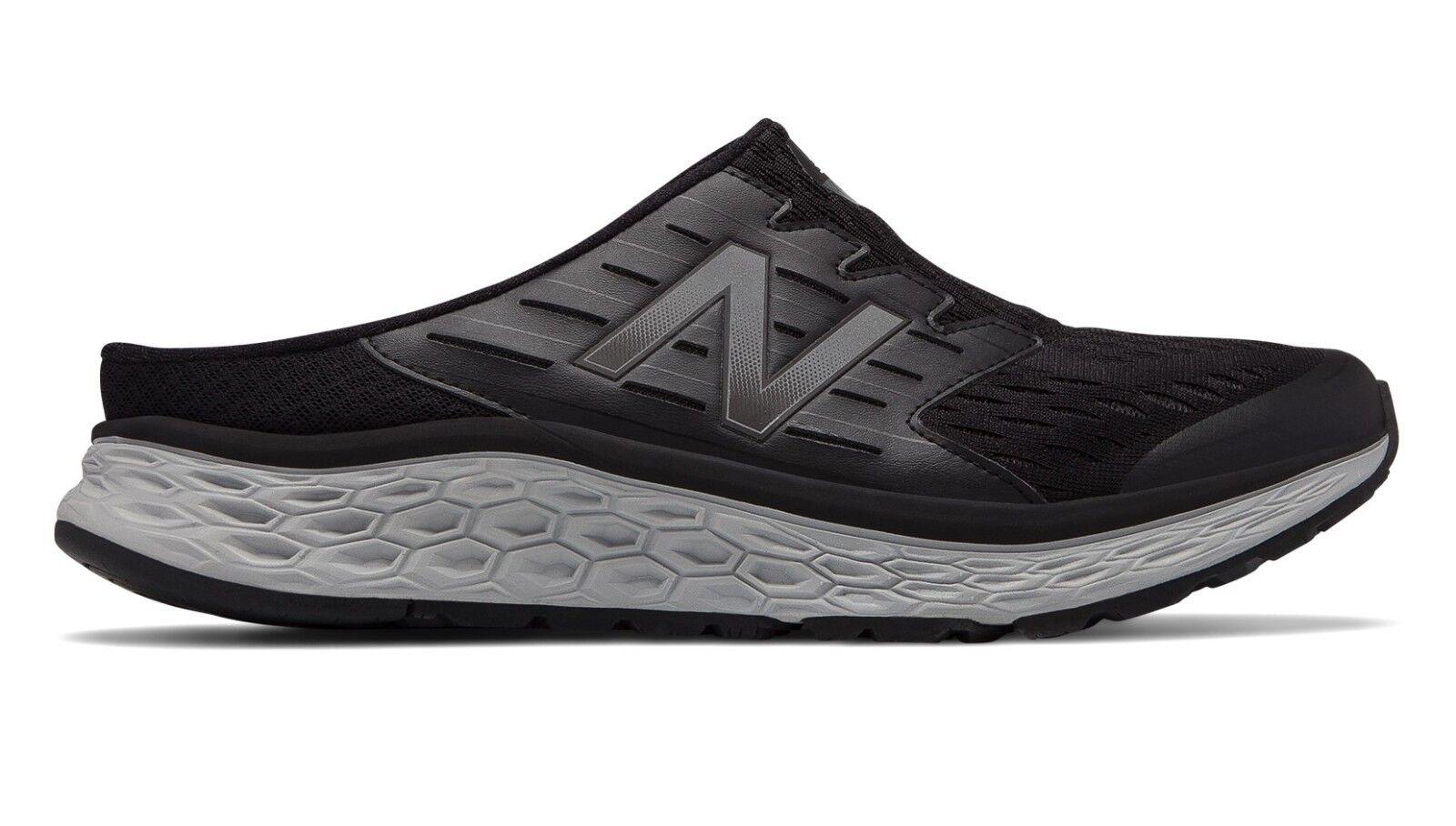 New Balance MA900BK Men's Sport Slip 900 Black Slip On Walking shoes