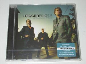 Triggerfinger-ALL-THIS-donein-Around-Universal-0602537075768-CD-ALBUM-NUEVO