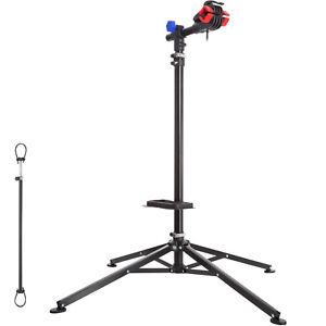 Pied-d-039-atelier-pour-velos-VTT-montage-stand-reparation-entretien-pivotant-360