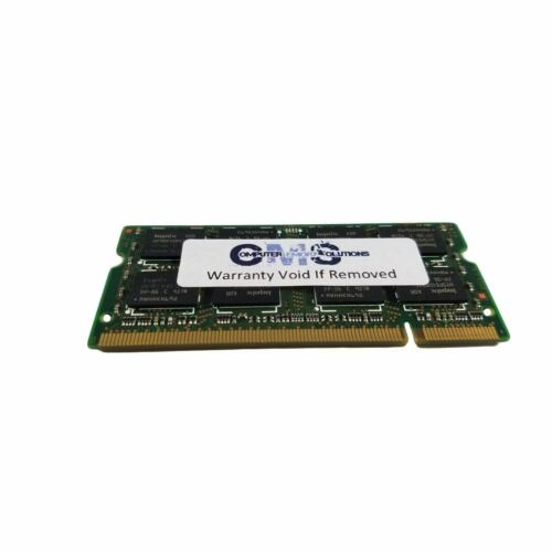 1x2GB 2GB Memory RAM Compatible with Dell Inspiron 15 1520 Notebook DDR2 A38