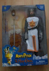 Sideshow-King-Arthur-12-034-Figure-Monty-Python-amp-The-Holy-Grail-Rare-not-Hot-Toys