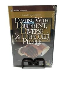 Dealing with Different, Diverse and Difficult People Barbara Braunstein 7 CDs