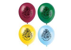 Détails Sur 8 Harry Potter Thème Garçons Filles Fête Danniversaire Décoration 12 Latex Ballons Afficher Le Titre Dorigine