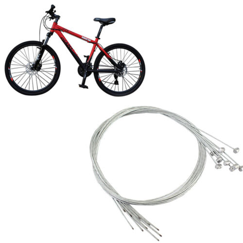 2X Stainless Bike Bicycle Derailleur Shift Shifter Cable Inner Wire New