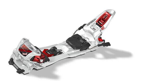 2015 Marker F10 Tour Ski Binding-Größe  L 305-365 BSL (90mm Bremse Breite)