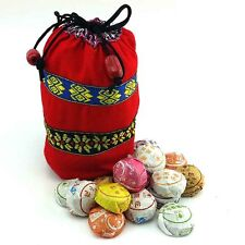 50pcs 10 Different Flavors Mini Yunnan Puer tea, Chinese puer chai with gift bag