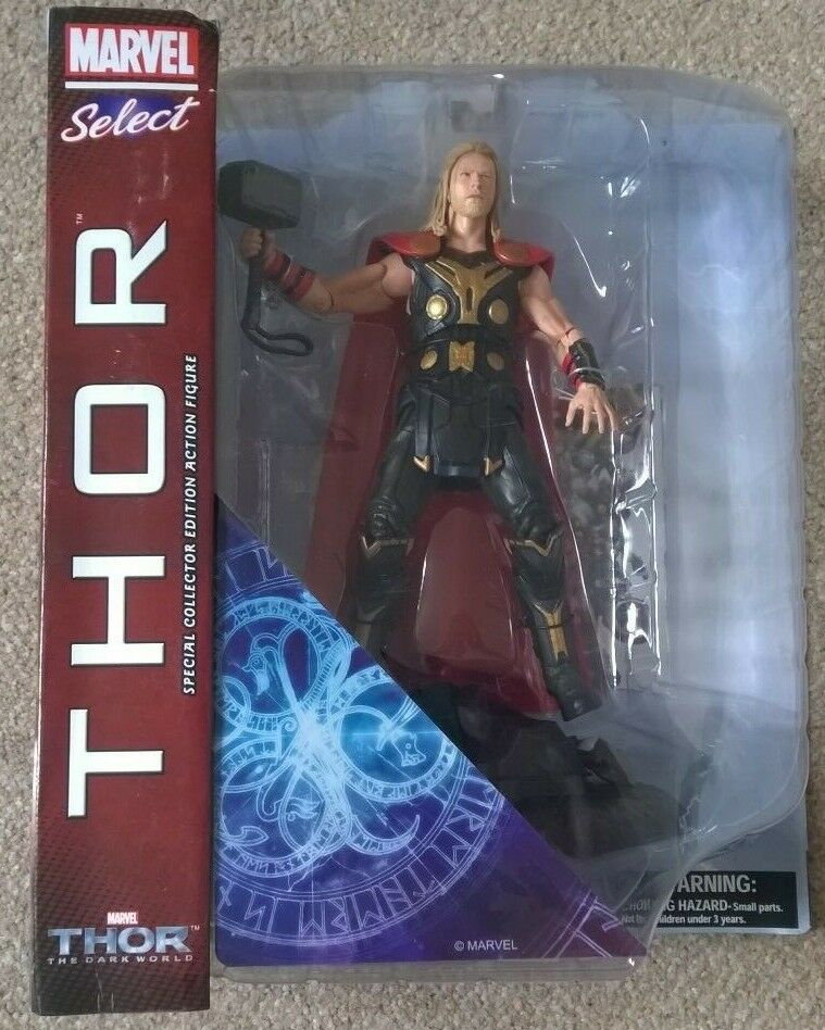 MARVEL Select MCU Dark World Thor 7 inch scaled collectors figure