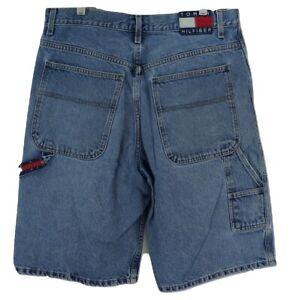 Vintage 90s Tommy Hilfiger Shorts Tommy Hilfiger Men 90s