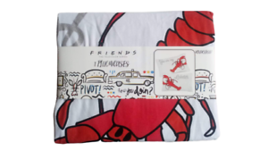Friends 1 Pair Pillow Case Lobster Gift New Primark