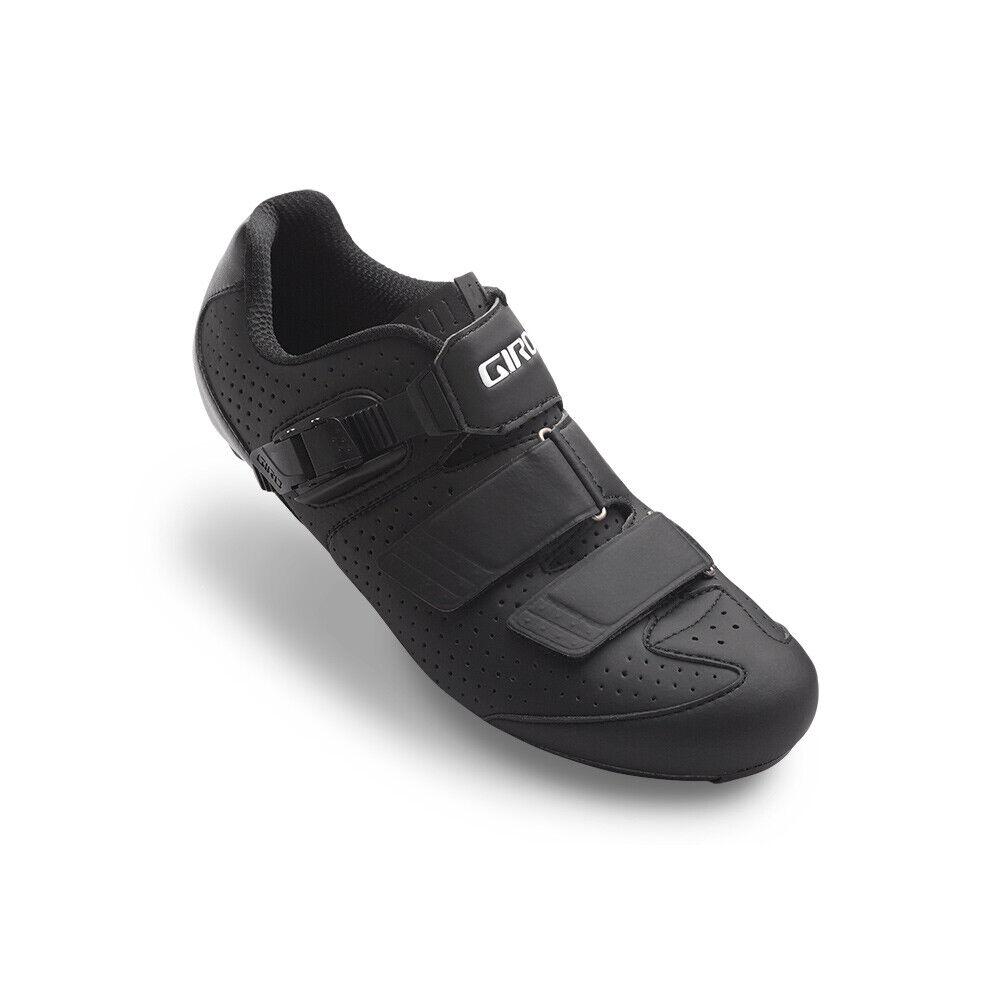 Giro Zapatillas de Bicicleta Trans E70 Negro Impermeable Transpirable Fácil