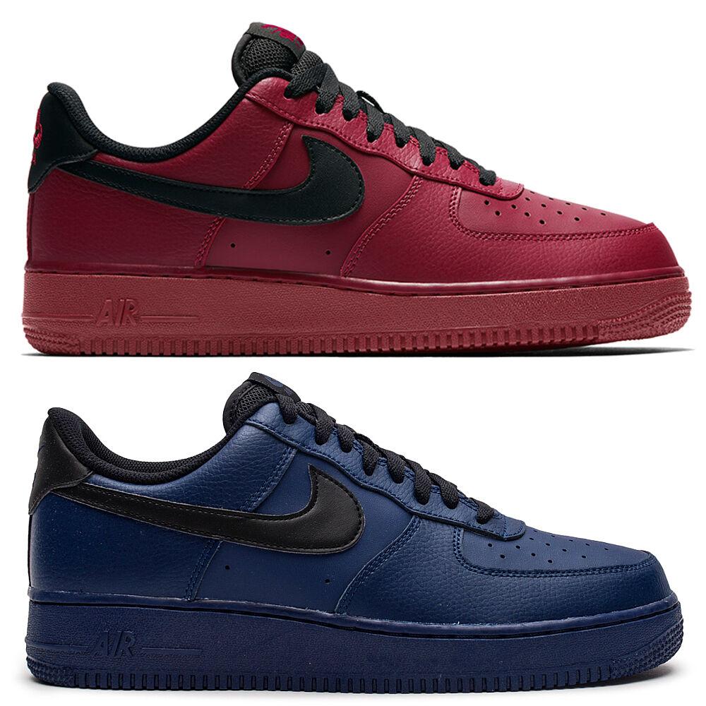 ventas en linea NIKE zapatos zapatos zapatos hombres zapatos  Air Force 1 '07  NEW zapatillas NUOVE 2 Colori SU AG  diseño simple y generoso