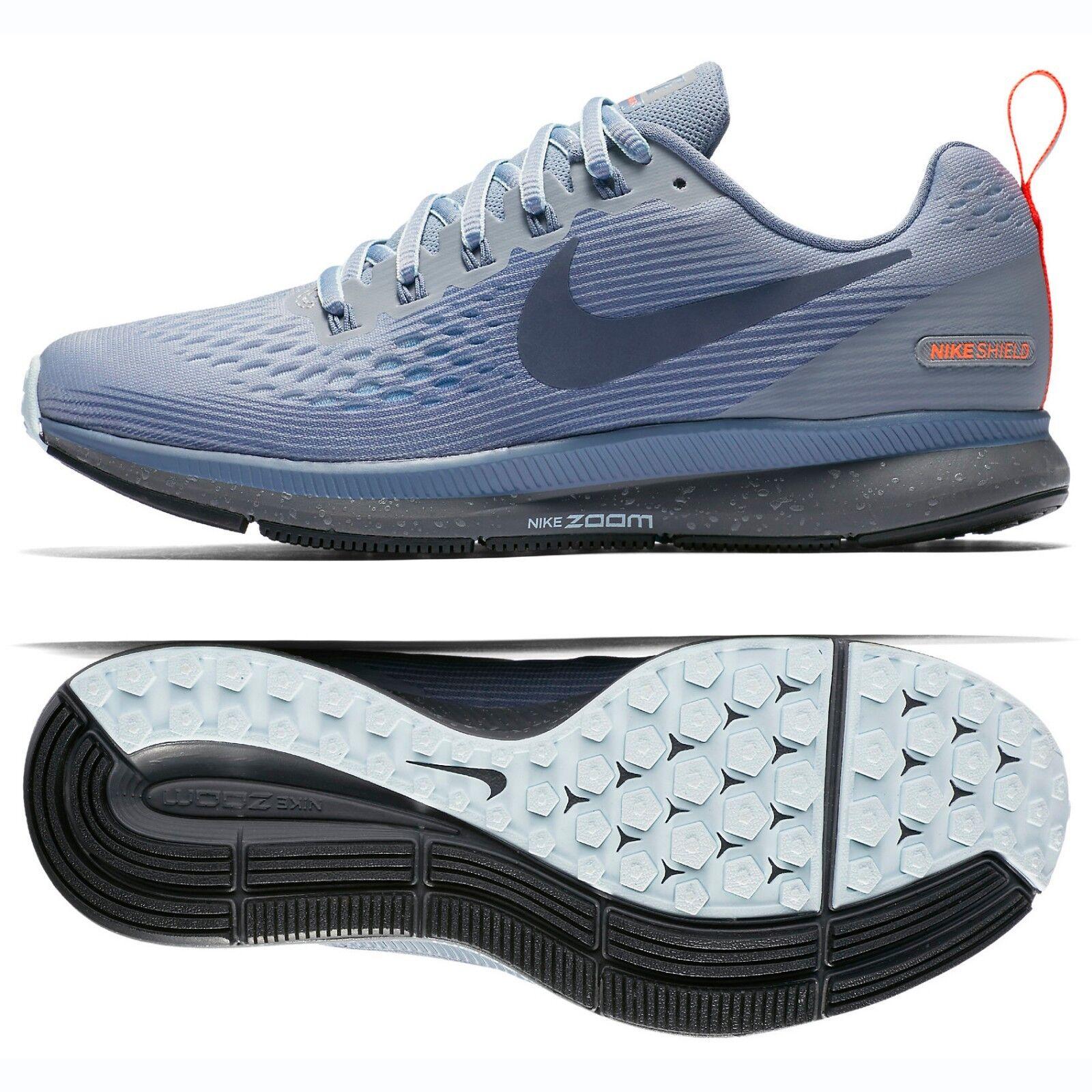 W Nike Air Zoom Pegasus 34 Escudo 907328-002 907328-002 907328-002 Trueno Azul para Mujer Zapatos Para Correr  El nuevo outlet de marcas online.