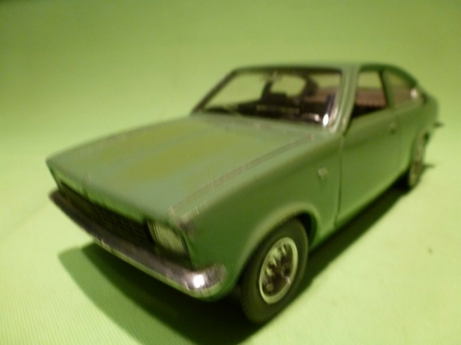 BBURAGO 0119 OPEL KADETT COUPE  - RARE SELTEN - GOOD CONDITION