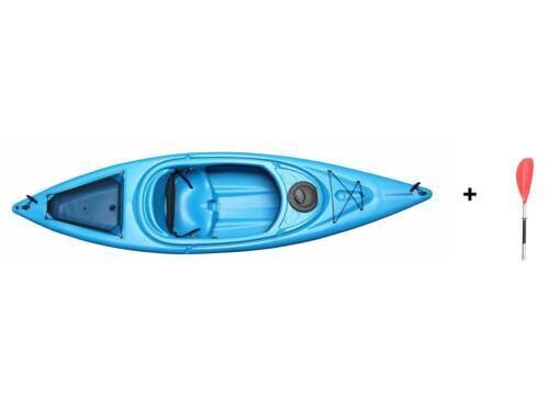 pagaia principianti Kayak per il tempo libero Kayak Pagaia BARCA MADISON-Sports Moby Dick Set Incl