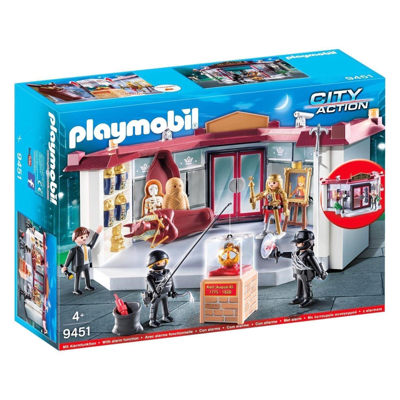 Playmobil - City Action - 9451 - Museumsüberfall - NEU OVP