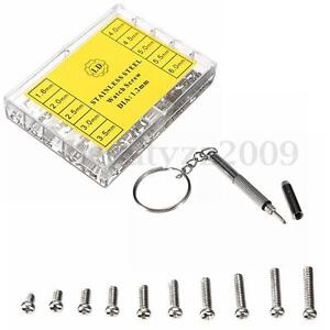1000Pcs Tiny Watches Screws For Small Micro Eye glasses ...
